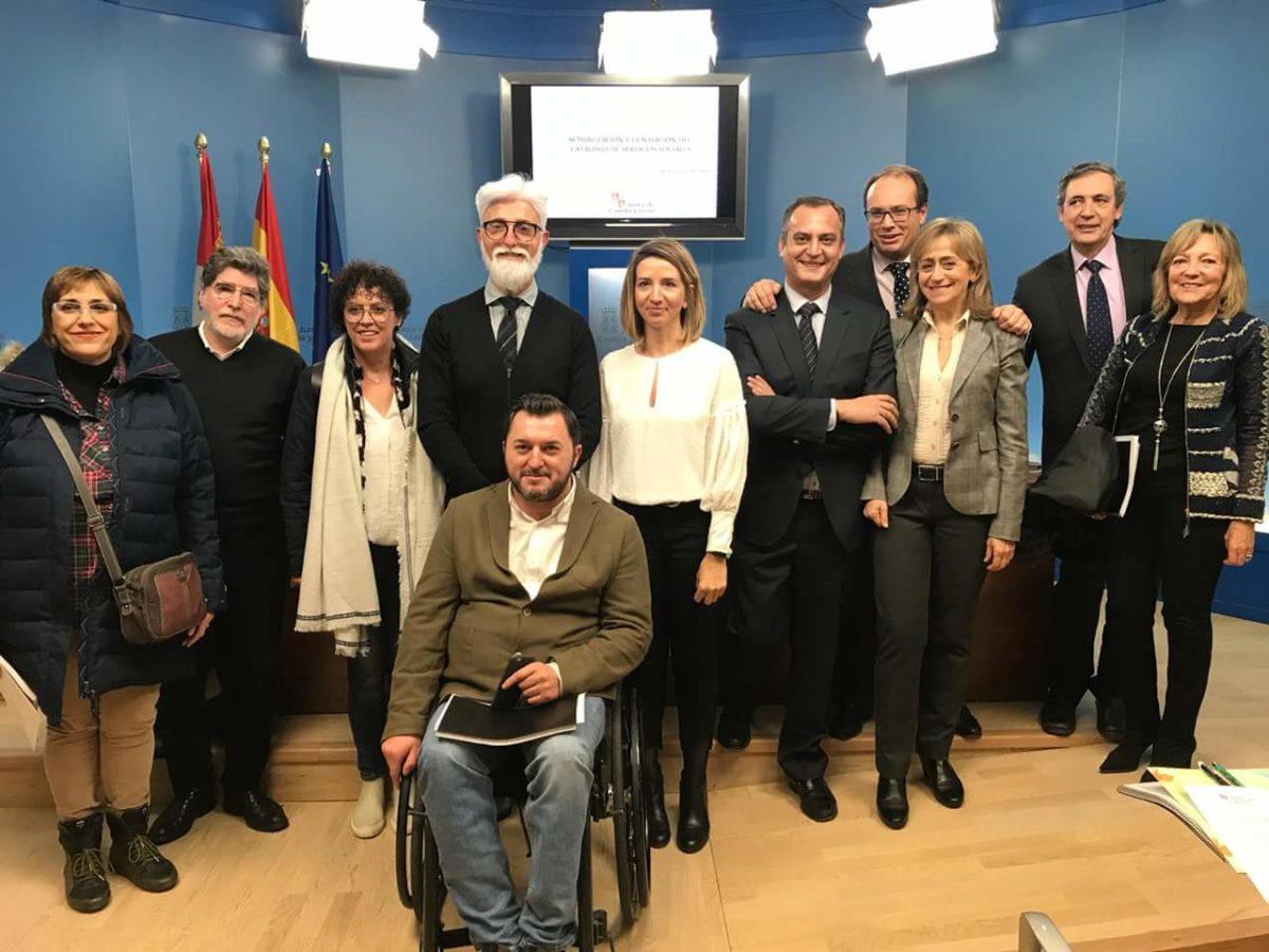 Reunión de la Sección de Servicios Sociales de Responsabilidad Pública del Consejo de Servicios Sociales de Castilla y León