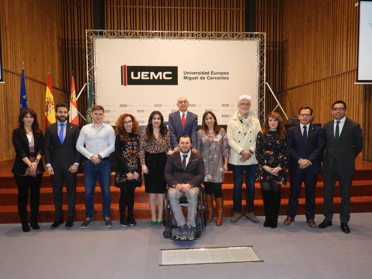 CERMI Castilla y León y la UEMC ponen en marcha un proyecto de innovación educativa pionero en España en materia de discapacidad