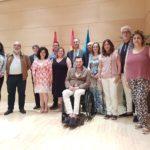 CERMI CyL celebra su Asamblea Ordinaria y rubrica el contrato programa con la Fundación CERMI Mujeres