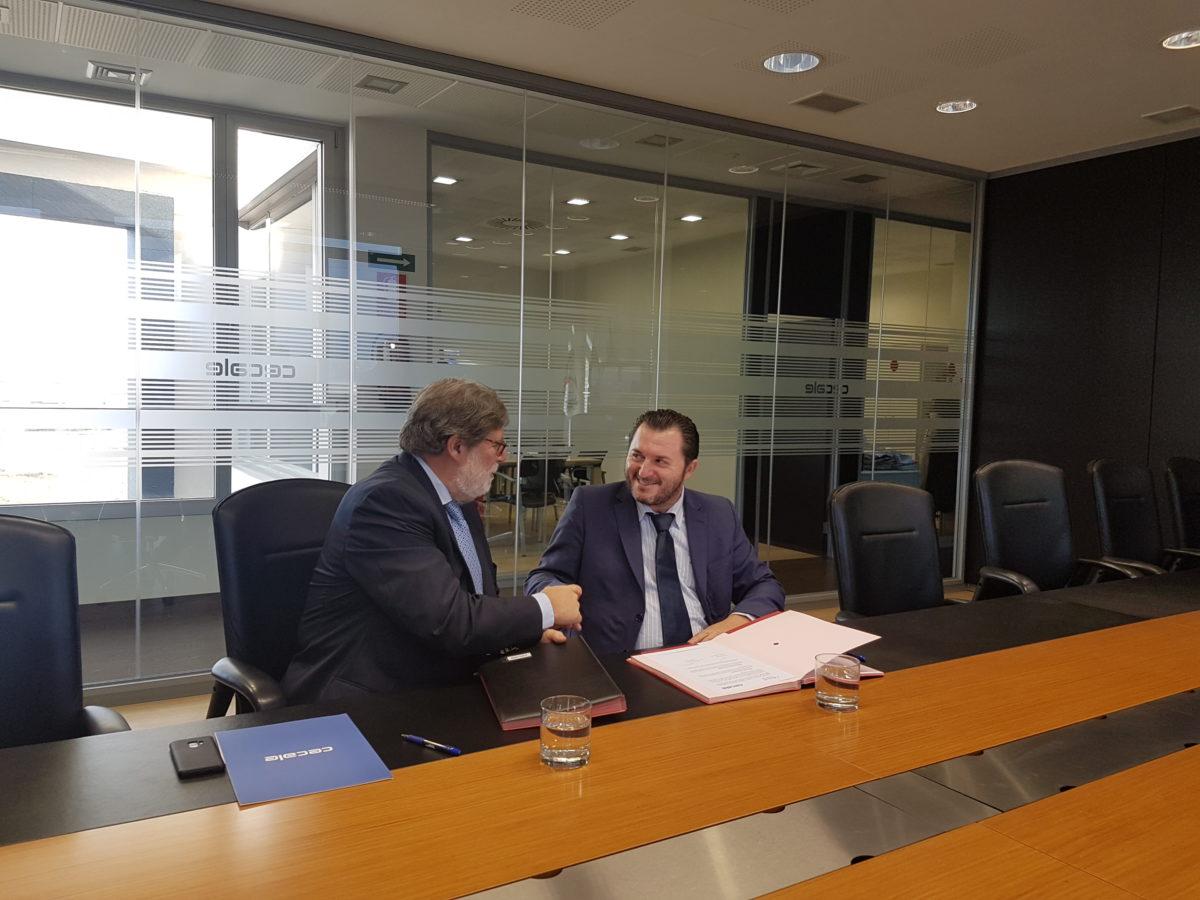 CERMI Castilla y León y CECALE promocionarán la contratación de personas con discapacidad