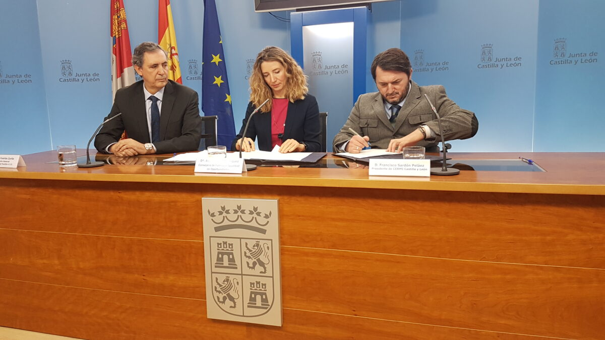 CERMI CyL y la Consejería de Familia e Igualdad de Oportunidades impulsan mejoras en las normativas de precios públicos y de prestaciones de dependencia