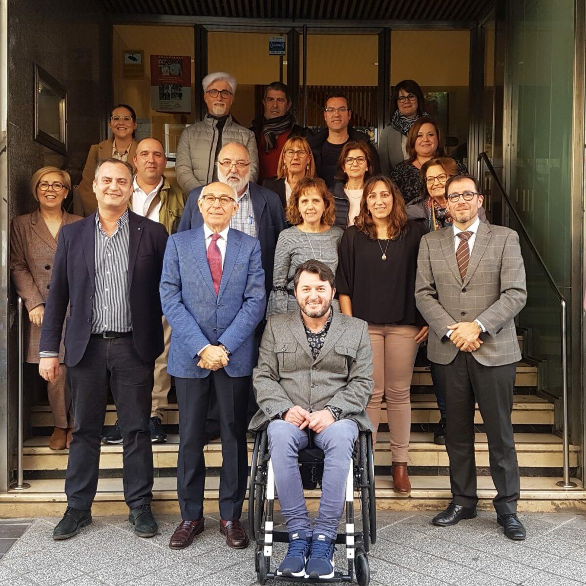 Juan Pérez Sánchez, nuevo presidente de CERMI Castilla y León