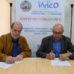 CERMI CyL  y la USAL firman un convenio de colaboración
