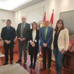 CERMI Castilla y León se reúne con la consejera de Educación de la Junta de Castilla y León para trasladarle sus demandas