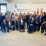 CERMI CyL agradece la Medalla de Oro del Parlamento autonómico y destaca que es un impulso más para seguir luchando por la inclusión