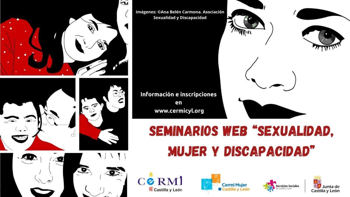 """CERMI Mujer CyL organiza las jornadas """"Sexualidad, mujer y discapacidad"""""""