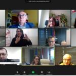 CERMI Castilla y León se reúne con el Director de Economía Social y Autónomos de la Junta de Castilla y León para trasladarle sus demandas